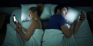 Bad bedroom etiquette