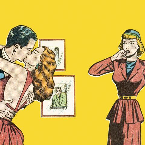 infidelidad, tipos infidelidad