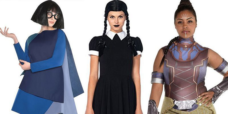 30 Badass Halloween Costume Ideas for Women 2019 , Cool Girl