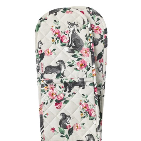 Badgers and Friends Double Oven Glove £15 - Cath Kidston