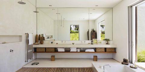8 essentiële tips om je badkamer netjes te houden