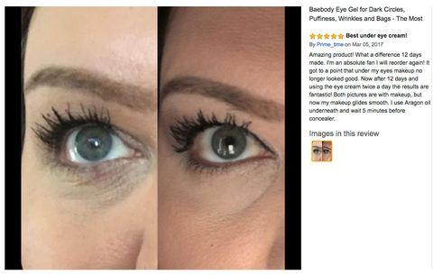 baebody eye gel review