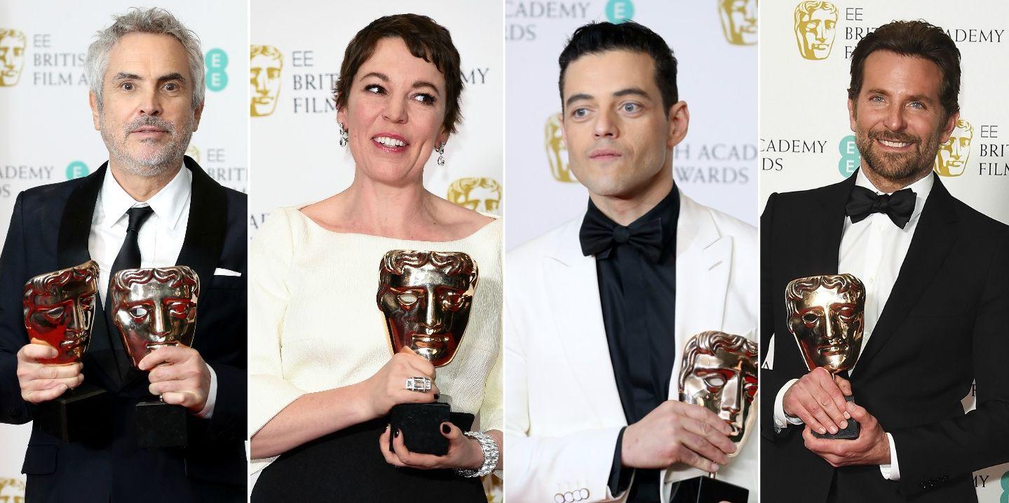 BAFTA 2019 ganadores