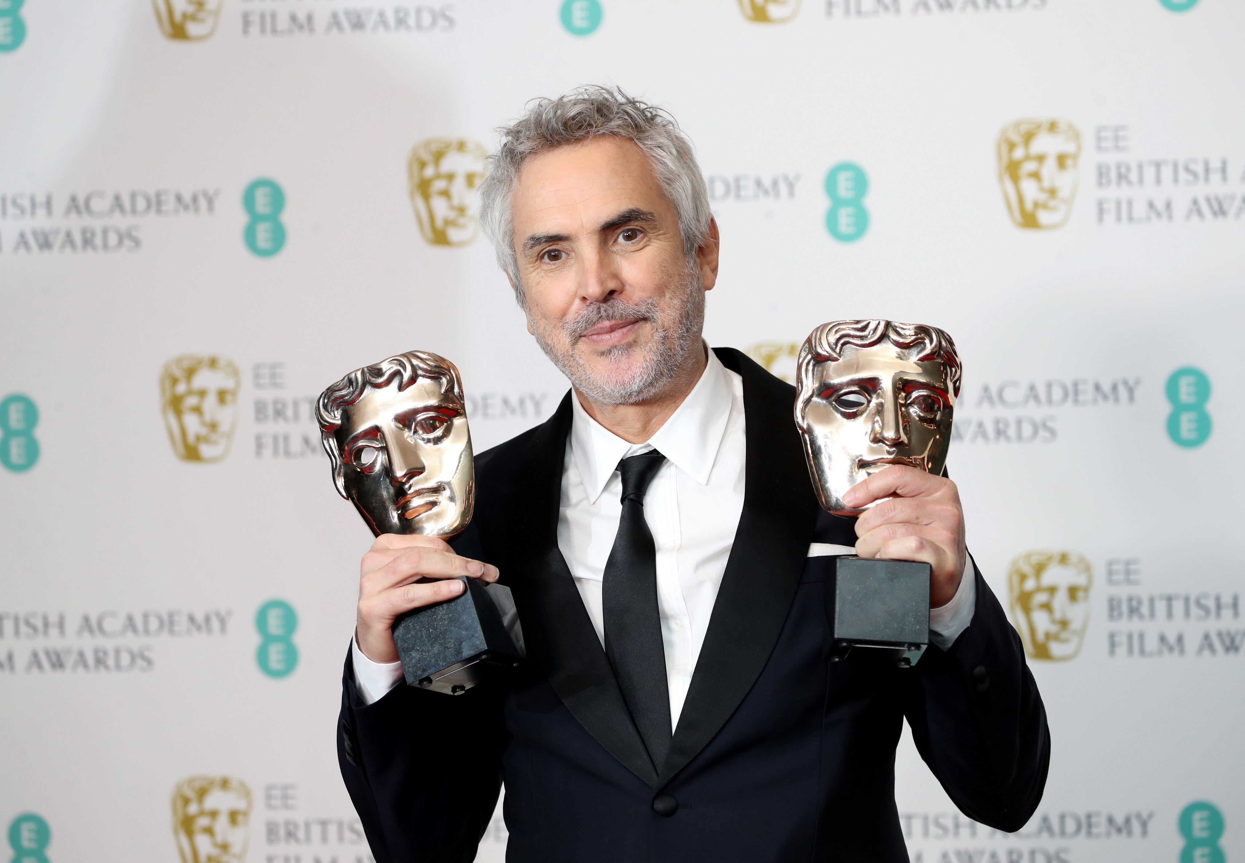 BAFTA 2019: 'Roma' y 'La favorita' se imponen en los premios británicos