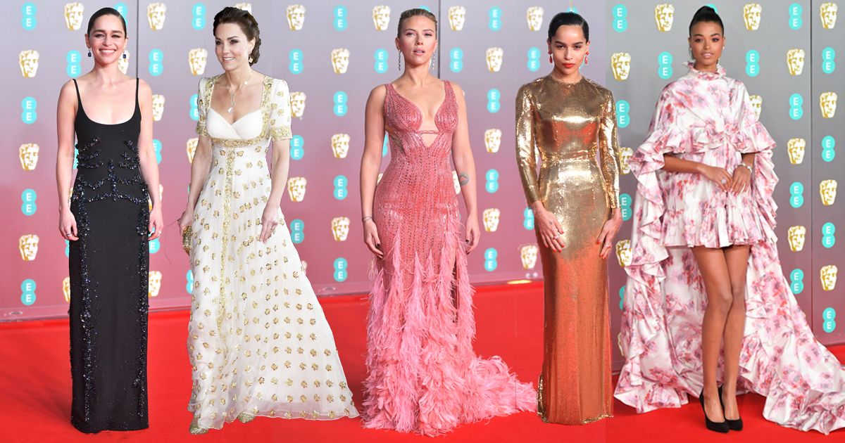 BAFTA 2020 red carpet: best dressed celebrities