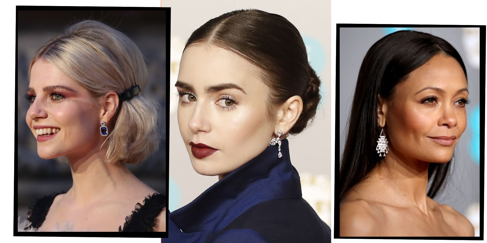 BAFTAs 2019: The Best Celebrity Hair And Make-Up Looks From The Red Carpet