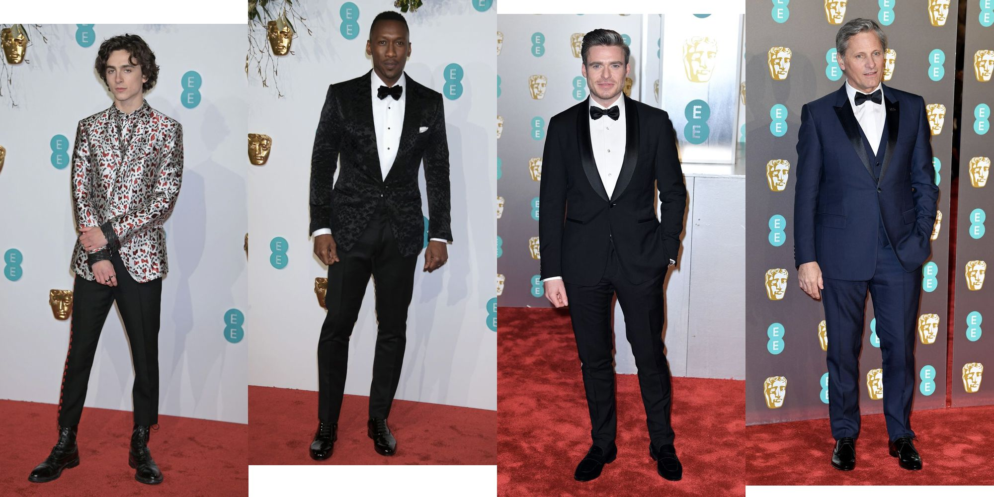All The Best-Dressed Men From The BAFTA Awards 2019
