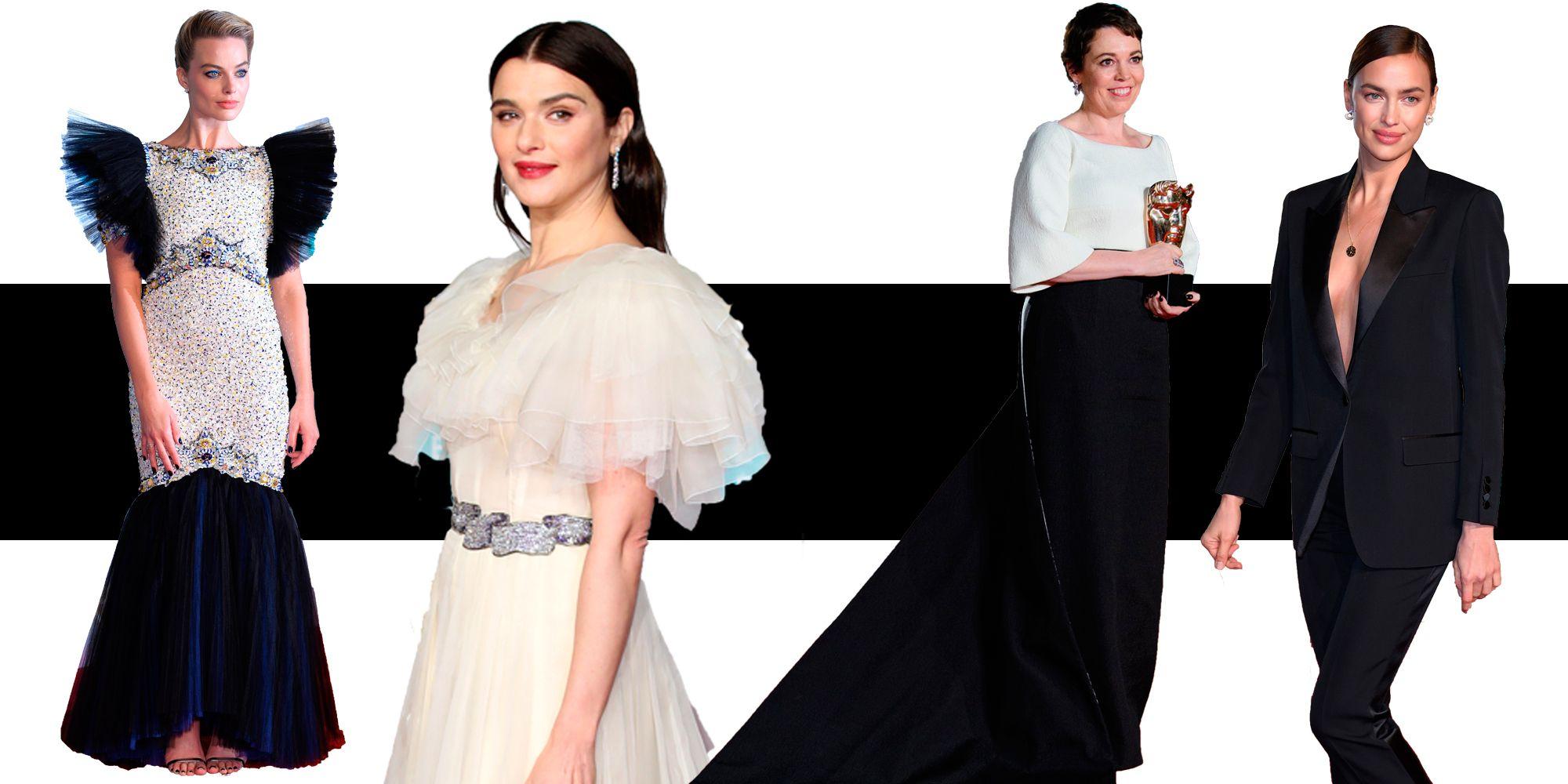 Baftas 2019: Best Dresses At The BAFTAs 2019