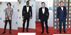 best-dressed BAFTAs