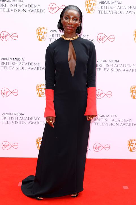 bafta tv awards 2021 best dressed