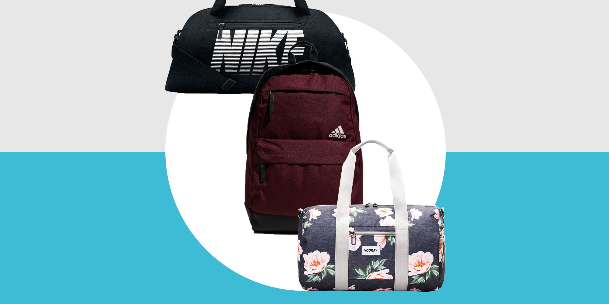 242501ff46 15 Best Gym Bags for Women 2019 - Top Gym Duffel Bags