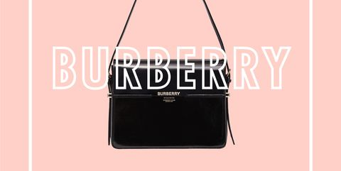 Bag, Handbag, Product, Pink, Font, Fashion accessory, Triangle, Logo, Luggage and bags, Label,