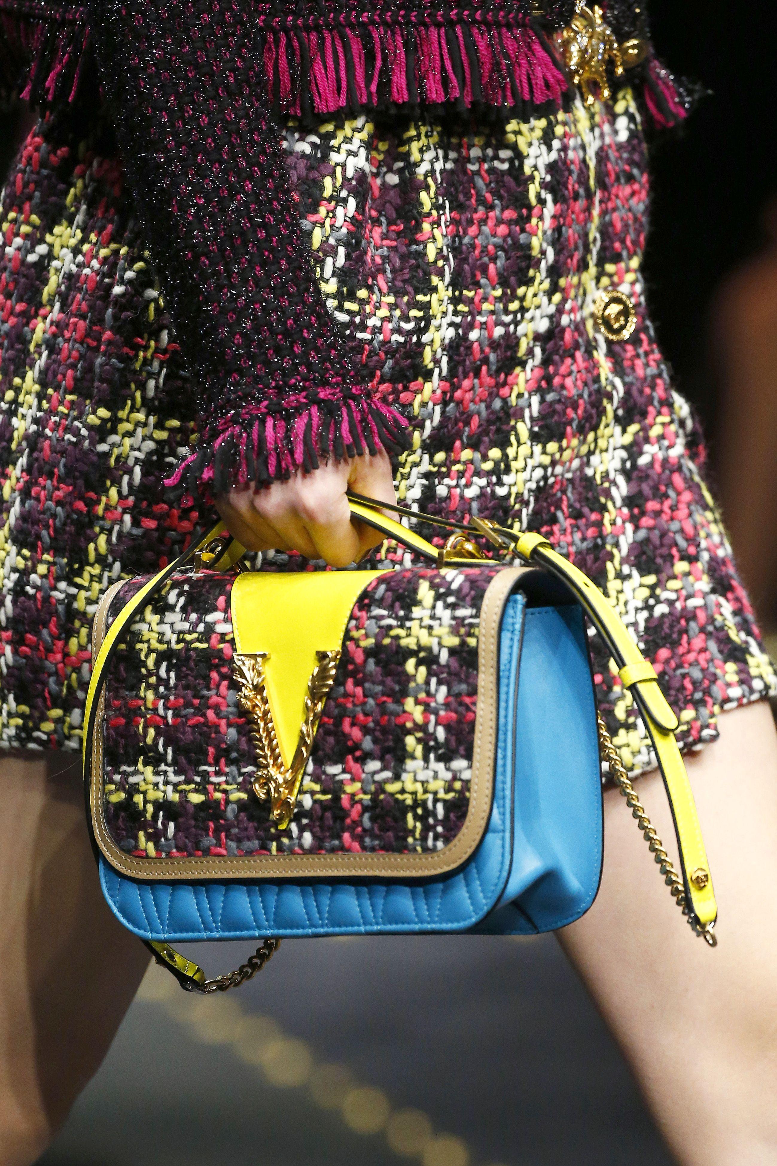 Versace - Details: Milan Fashion Week Autumn/Winter 2019/20