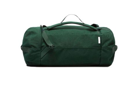 Bag, Handbag, Green, Duffel bag, Luggage and bags, Fashion accessory, Teal, Hand luggage, Shoulder bag, Baggage,