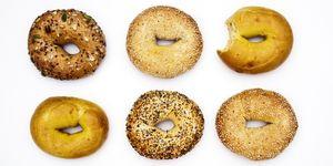 Bagel versus broodje