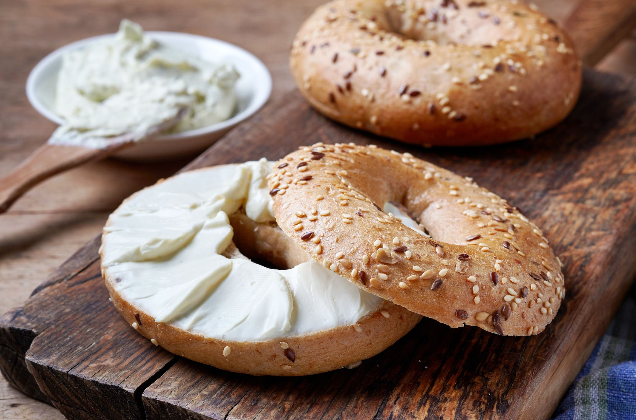 How Many Calories Are In A Bagel And Are They Really That Bad For You?
