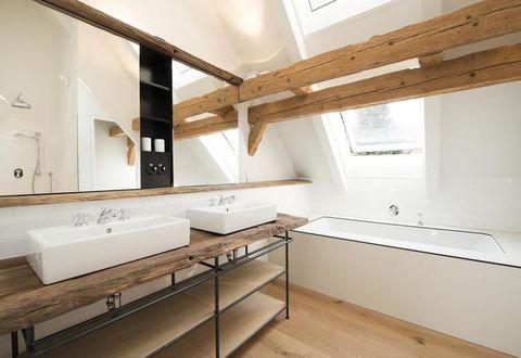Room, Architecture, Floor, Interior design, Plumbing fixture, Property, Flooring, Wall, Ceiling, Glass,