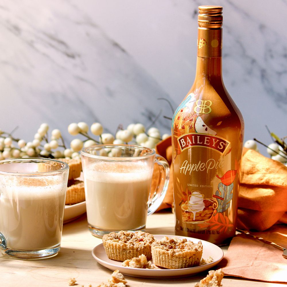 Baileys Has a New Apple Pie Flavor That You Can Sip All the Way to Thanksgiving
