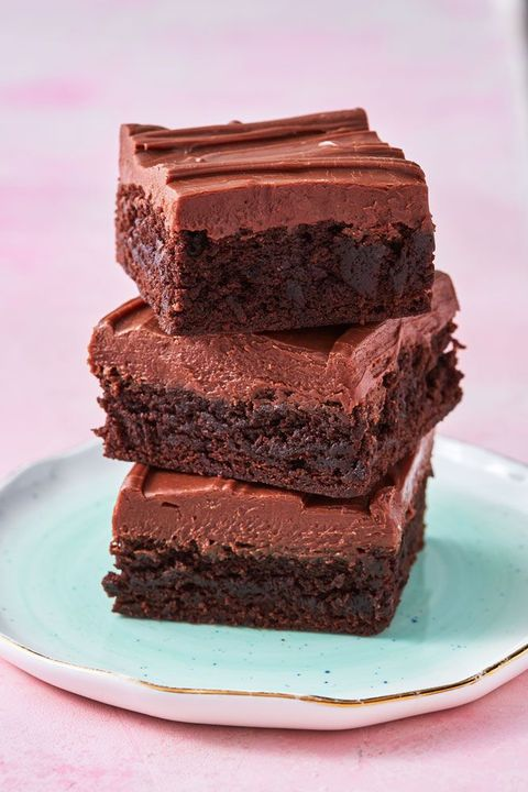 Bailey's Brownies - St. Patrick's Day Desserts