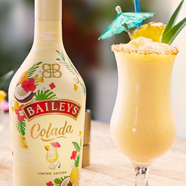 baileys colada irish cream liqueur
