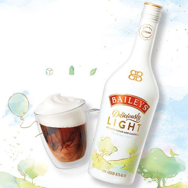 baileys deliciously light irish cream