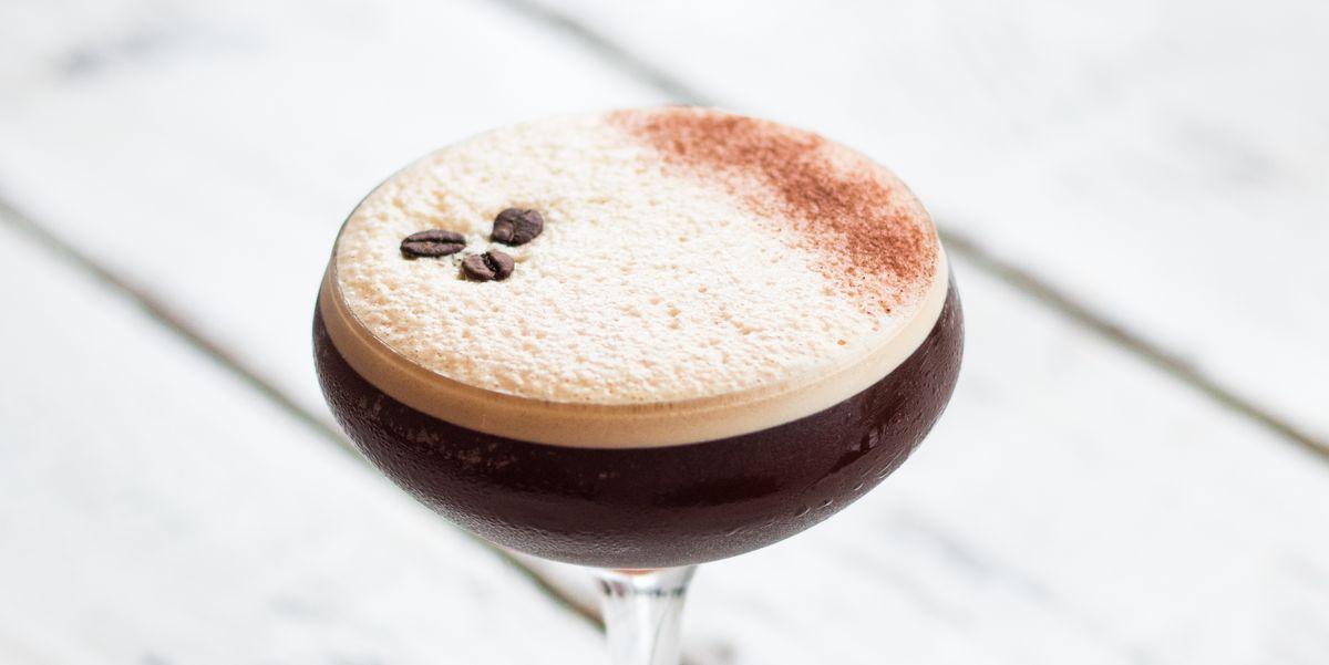Espresso Martini with Baileys