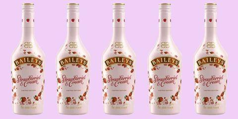 Baileys Strawberries and Cream