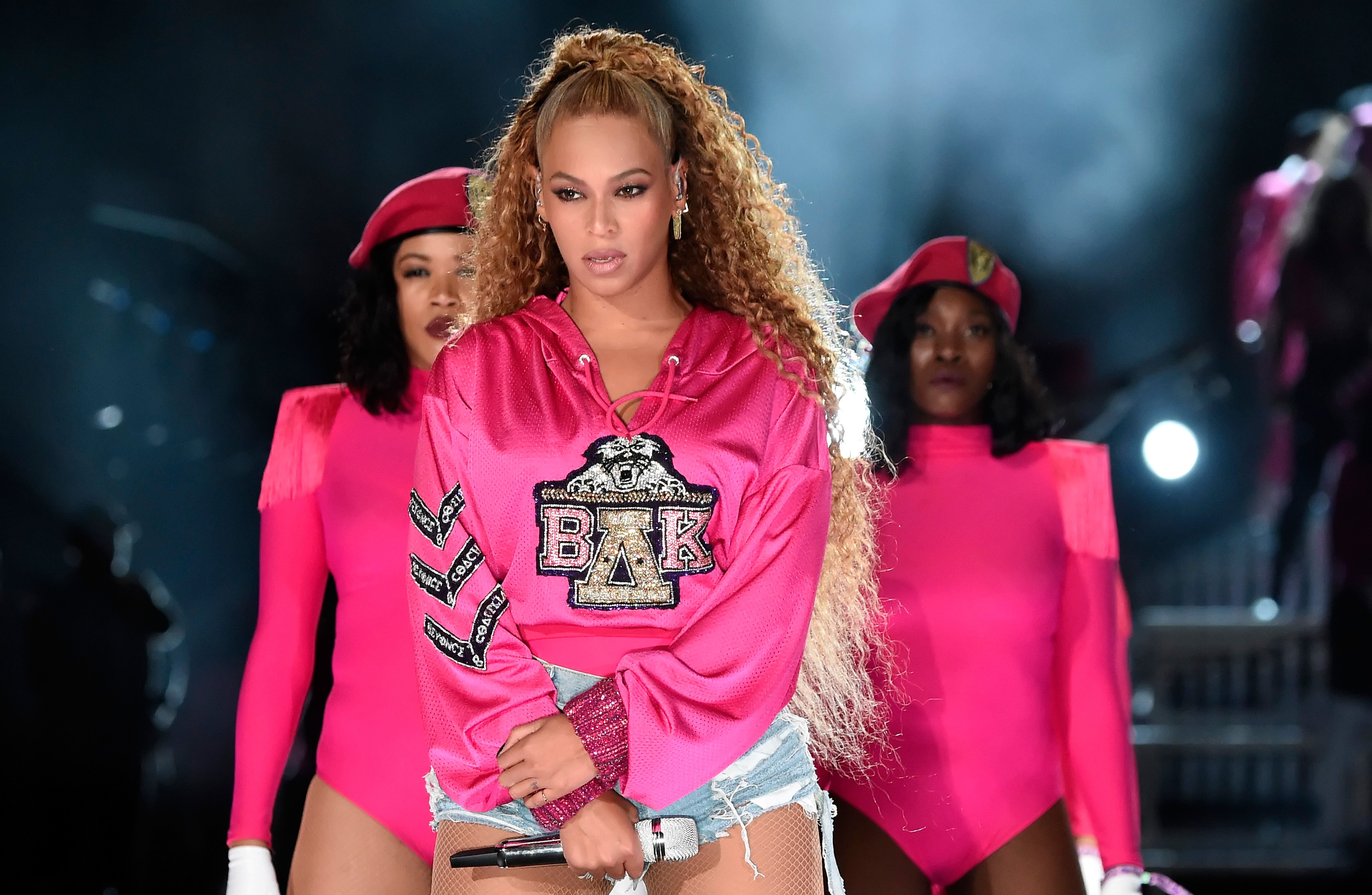 Beyonce Walked Out Of Reebok Meeting After Lack Of Diversity