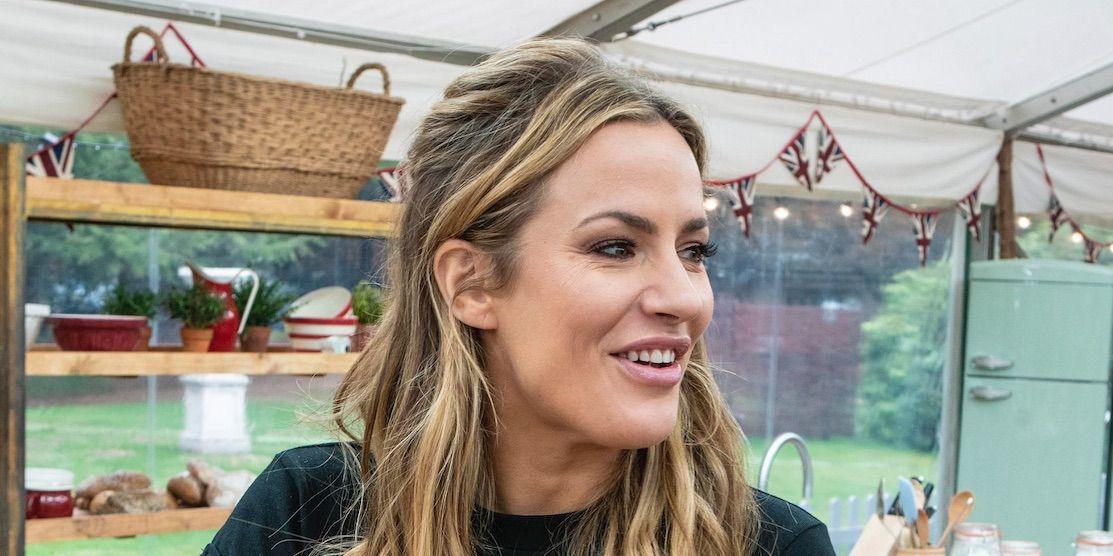 Caroline Flack, Great Celebrity Bake Off