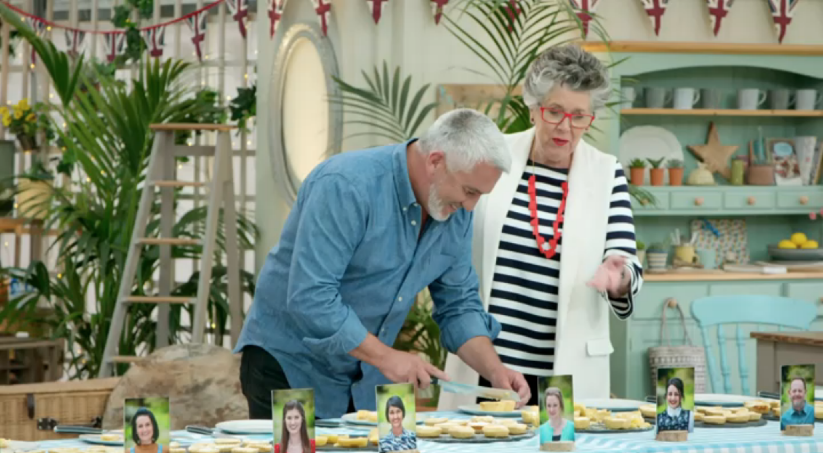 Great British Bake Off brings back the soggy bottoms, but not everyone was happy