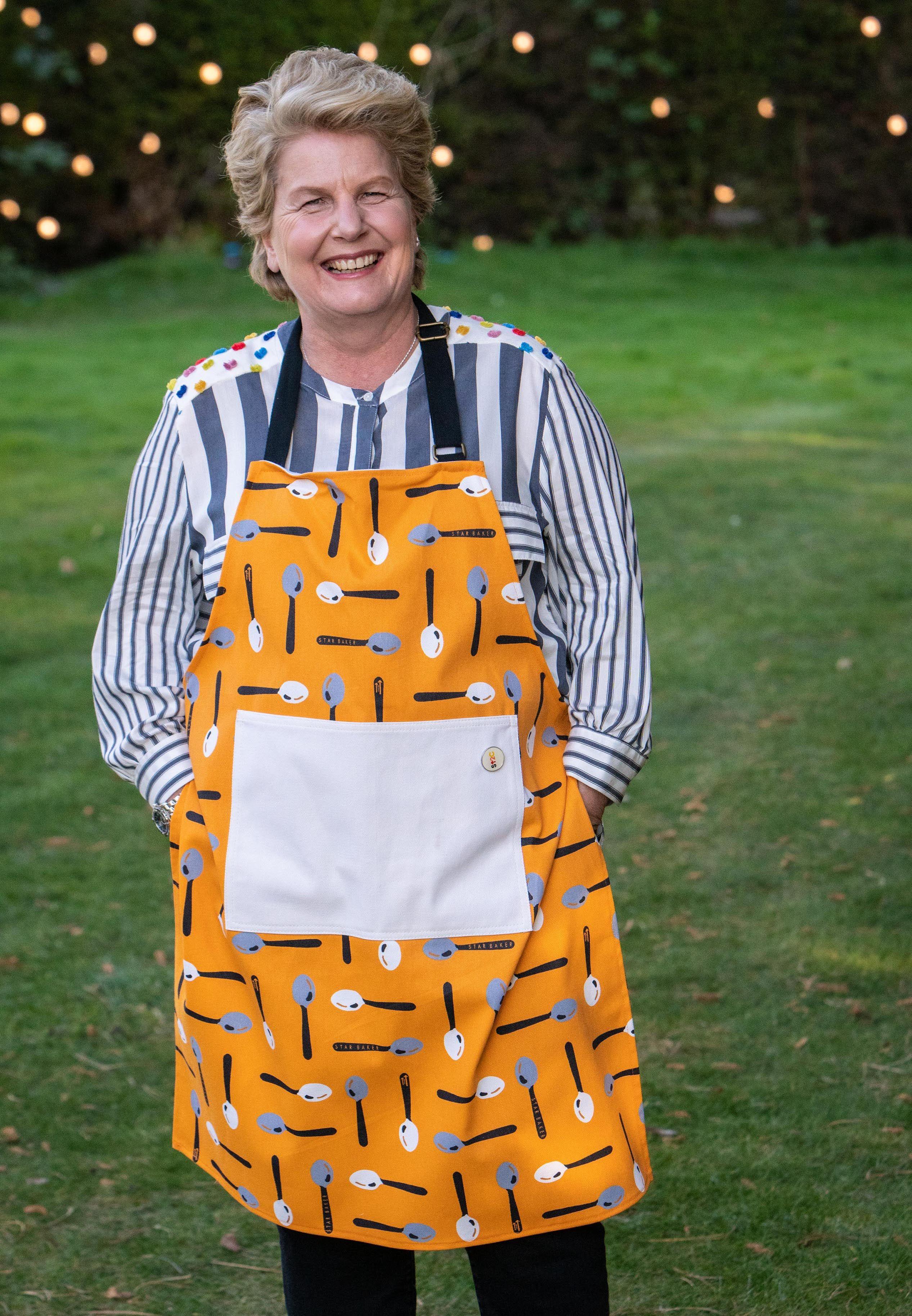 Sandi Toksvig announces she is leaving The Great British Bake Off