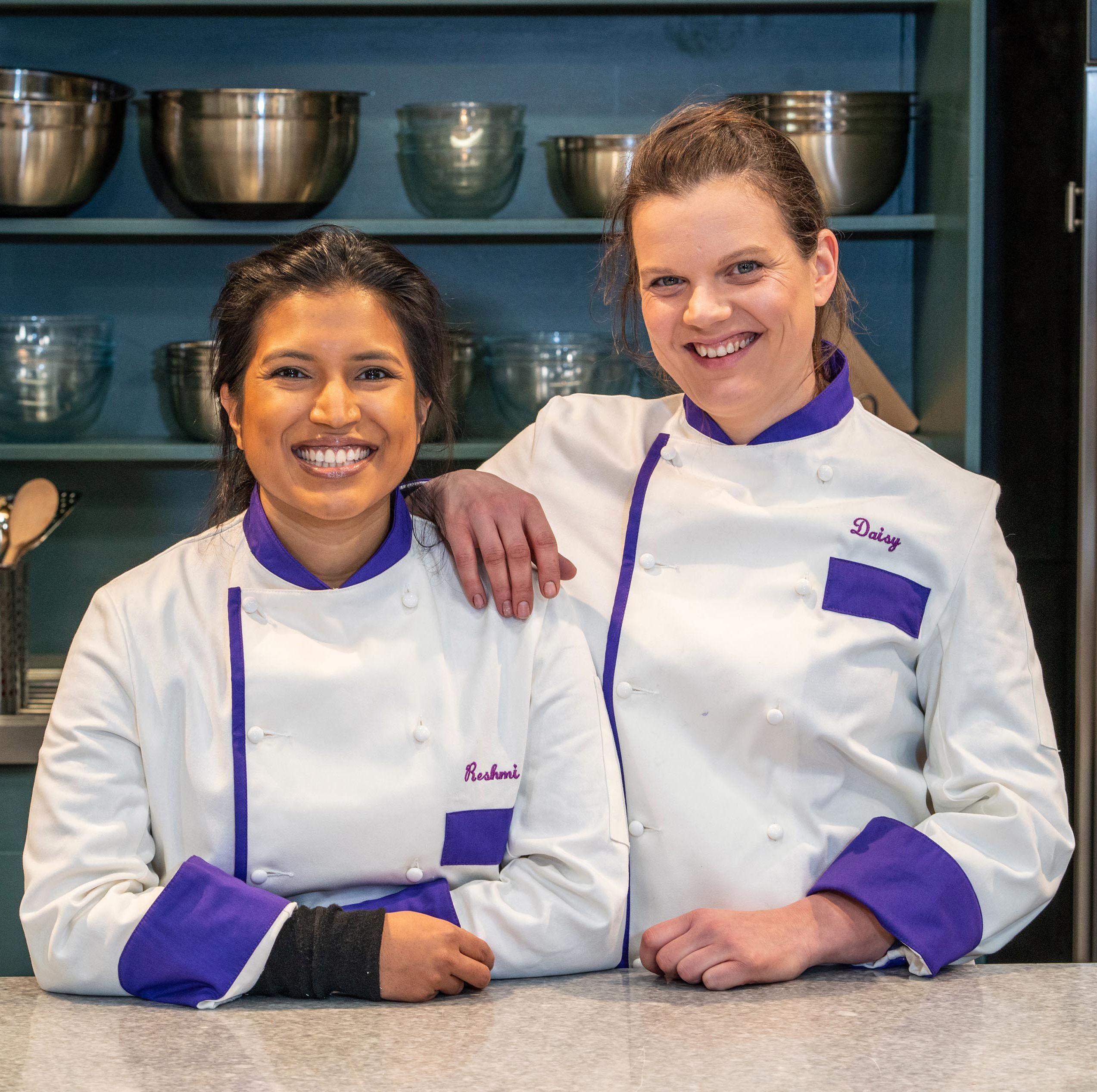 Bake Off: The Professionals 2019, Anges de Sucre team