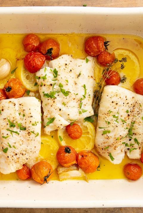 low fat fish recipes