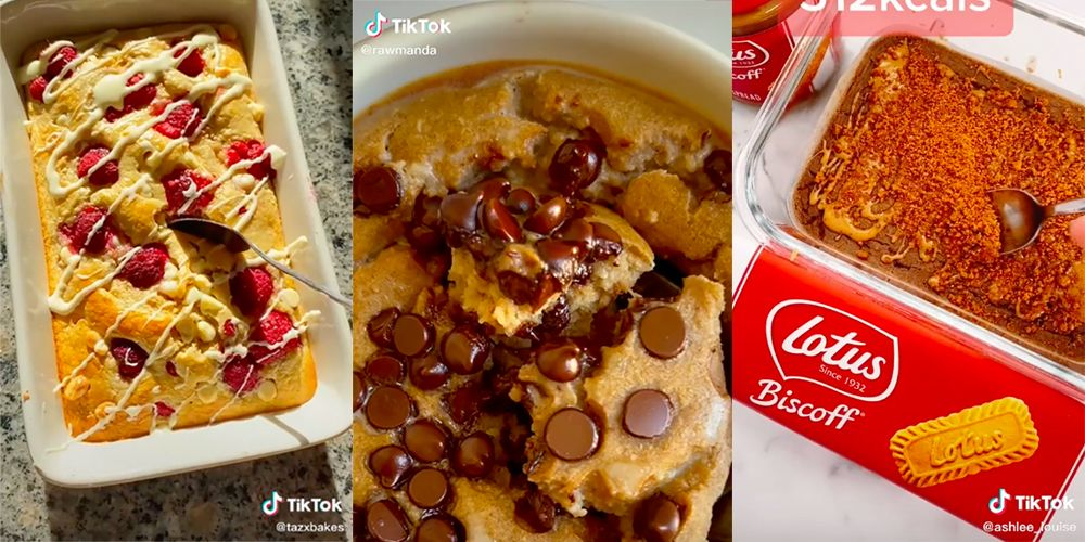 Baked Oats Are Taking Over TikTok And They're Blowing Everyone's Minds