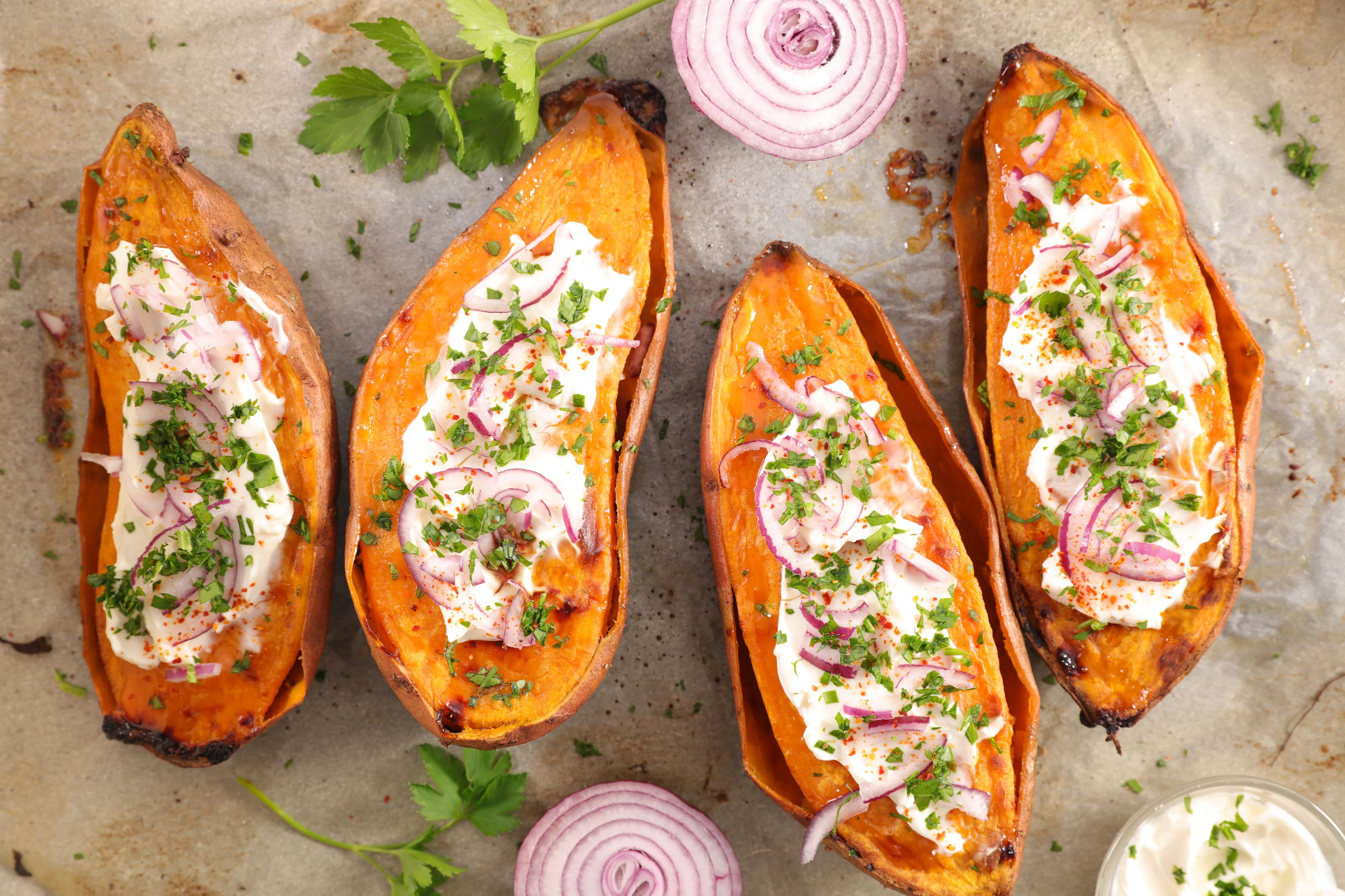 Are Sweet Potatoes Healthy? - Nutrition Facts & Benefits