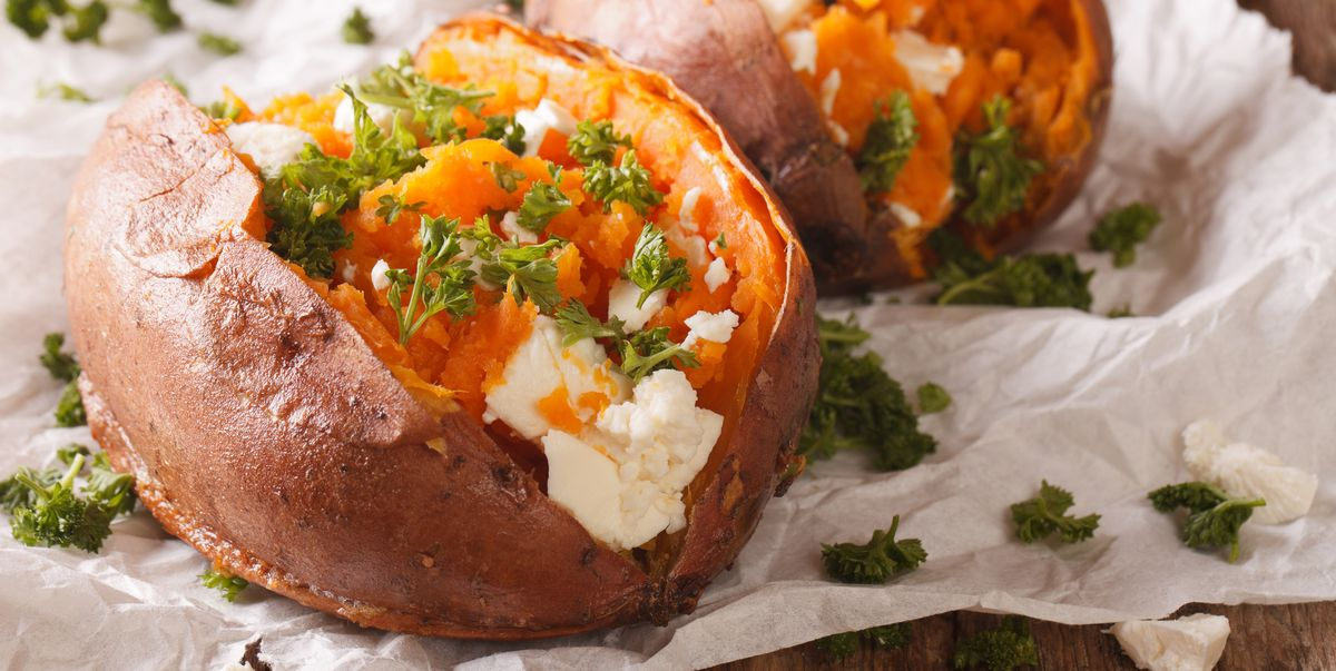 Cooking Sweet Potatoes How To Cook A Sweet Potato