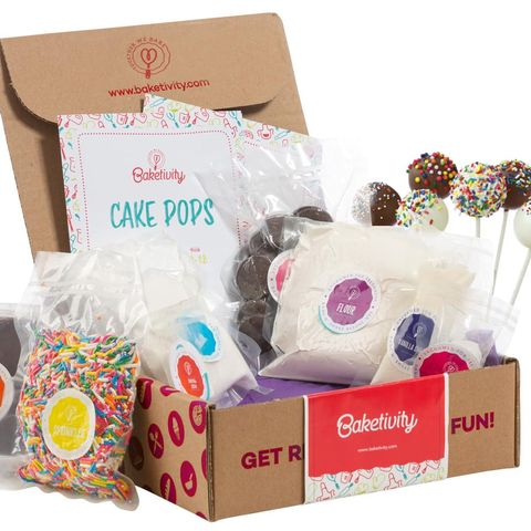Cake Pop Baking Kit