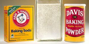 baking soda drinken hoeveel