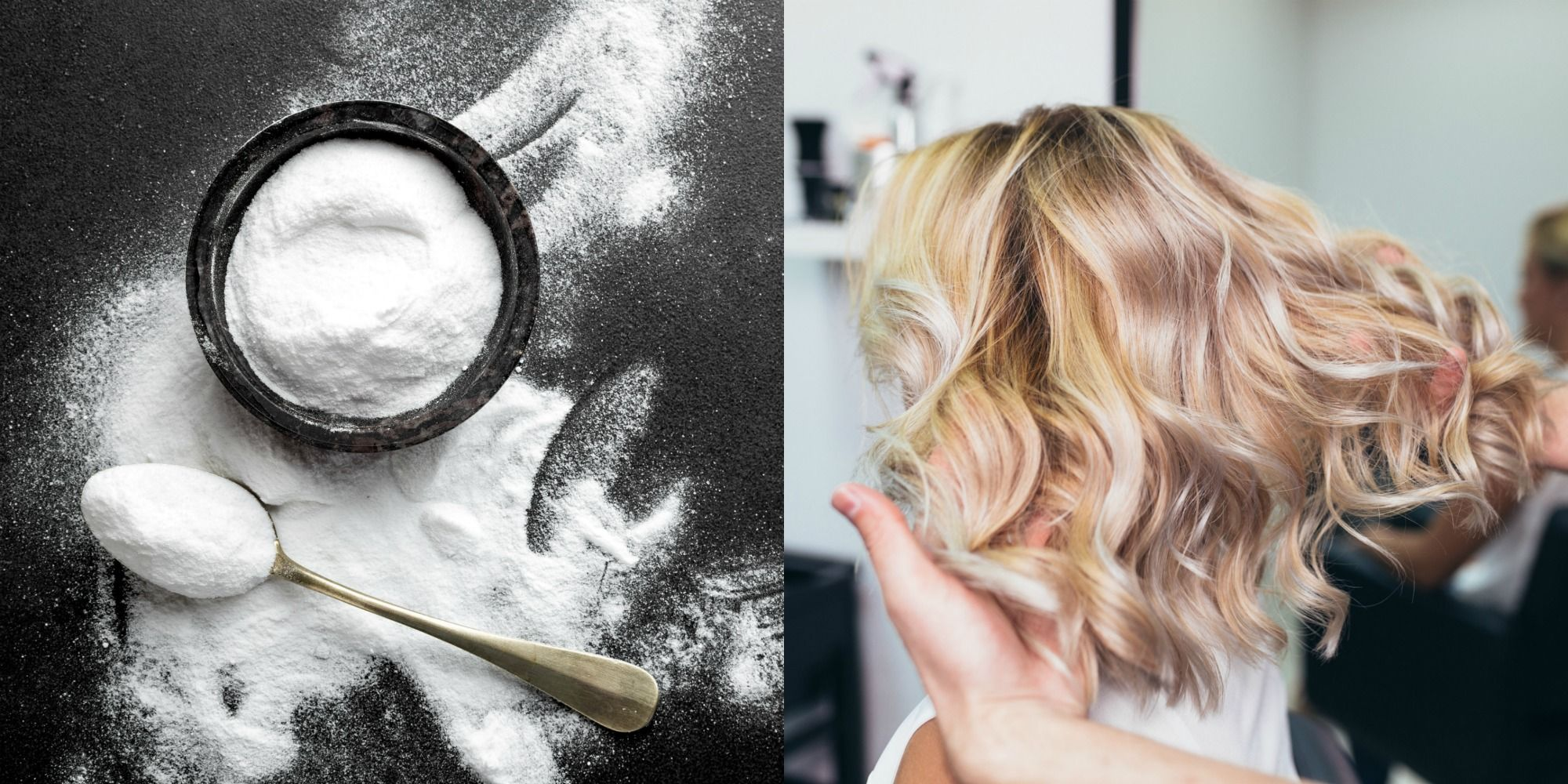Does Baking Soda Actually Work As a Natural Way to Shampoo Your Hair?