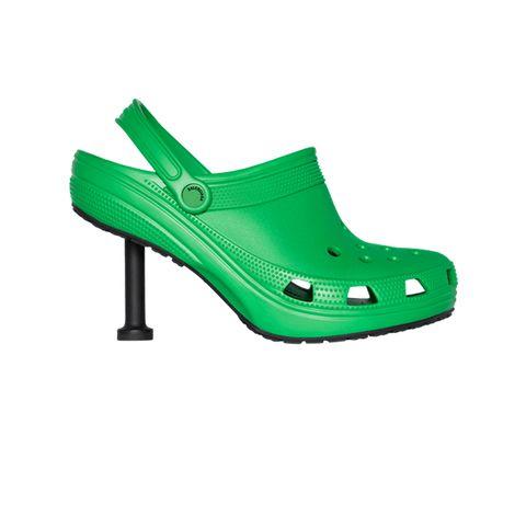 balenciaga croc  stiletto croc