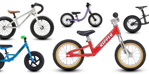 The 11 Best Balance Bikes to Start Any Kid Riding