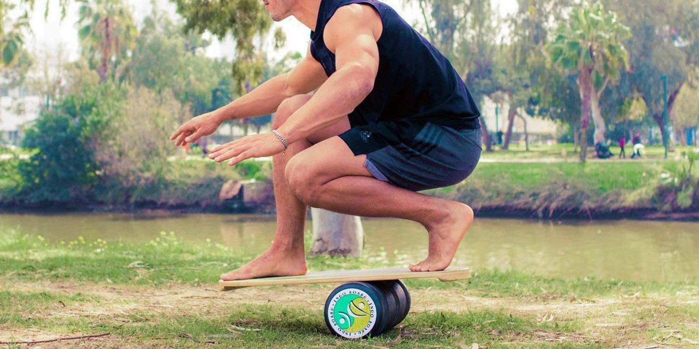 photo relating to Simply Fit Board Printable Workouts called 11 Most straightforward Harmony Message boards of 2019 - Wobble Board Stability