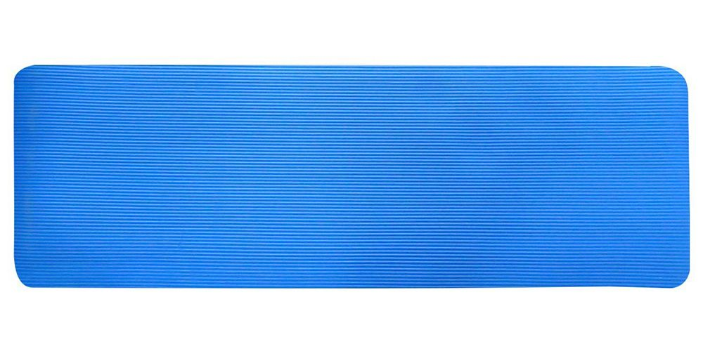 BalanceFrom GoYoga All-Purpose 1/2-Inch Extra Thick Yoga Mat with Carrying Strap