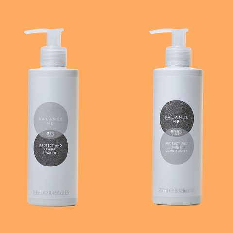 Balance Me Protect and Shine Shampoo and Conditioner