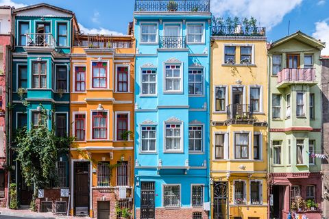 balat is the traditional jewish quarter in the fatih district of istanbul