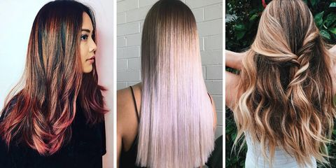 Balayage Hair 17 New Colour Trends We Love