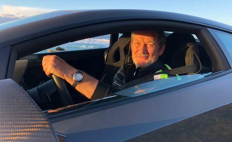 Driving Lamborghinis For A Living How Valentino Balboni Got The Job