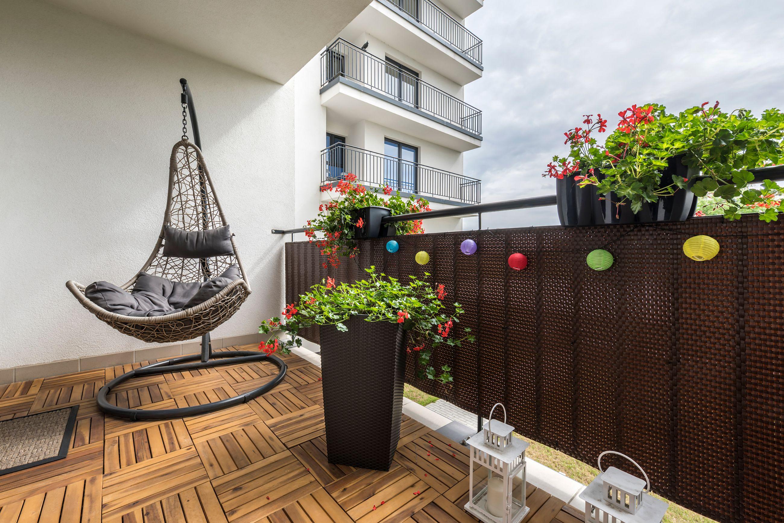 20 Creative Balcony Ideas - Balcony Decor Inspiration