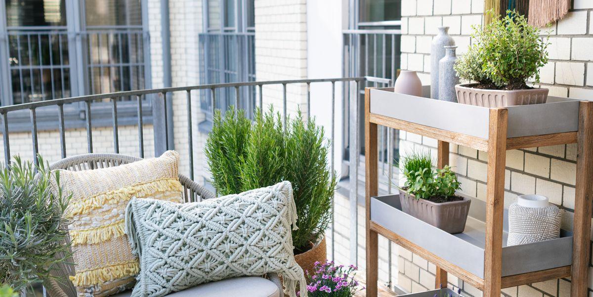 Balcony Ideas How To Decorate A Balcony Garden