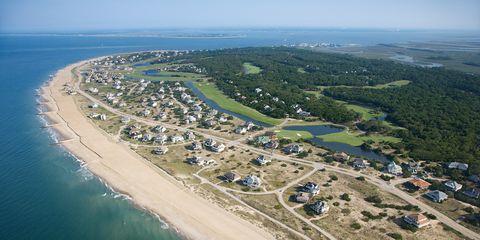 Bald Island, North Carolina
